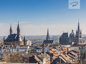 Aachen zum Frühling&