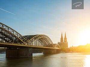Stadt Köln Sonnenblick