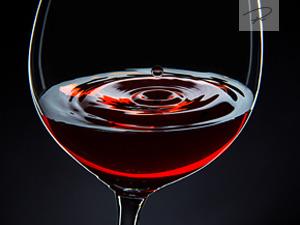 Wein tropfen