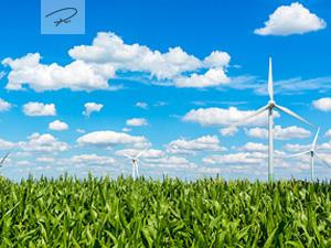 Windpark Windenergie