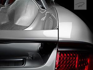 Porsche Carrera GT Detail
