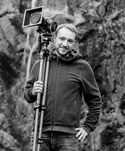 Rafael Classen - Portrait - Foto - Passfoto - Passbild - Person